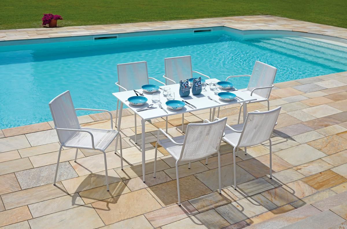 La tua piscina con in nostri prodotti